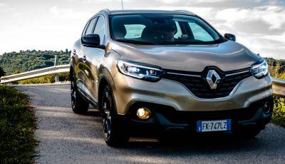 Prova su Strada Renault Kadjar: la massima espressione dell'1.5 dCi da 110CV