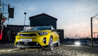Kia Stonic: prova su strada, dotazioni e prezzi del crossover compatto