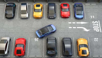 Ansia da parcheggio? Tutto è più semplice con l'app EasyPark!