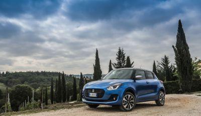 Suzuki, l'ibrido è il futuro delle automobili: già disponibile su Swift, Baleno e Ignis