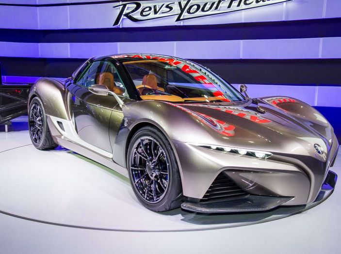 Salone di Tokyo 2017: date e novità auto previste
