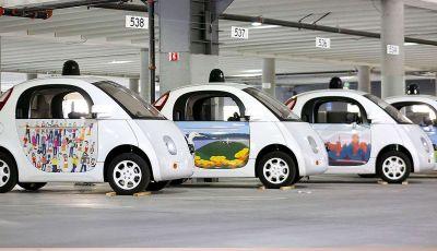 Auto a guida autonoma, le tempeste magnetiche impediscono la visuale