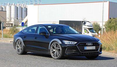 Audi RS7 2018, primi test drive e informazioni tecniche