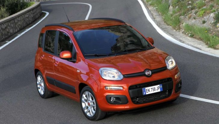 Auto a metano: Volkswagen Golf leader davanti a Fiat Panda e Up! - Foto 9 di 15
