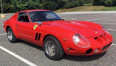 Ferrari 250 GTO, la replica su base Datsun 280Z