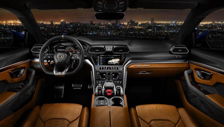 Lamborghini Urus Performante arriva nel 2021 - Foto 11 di 27