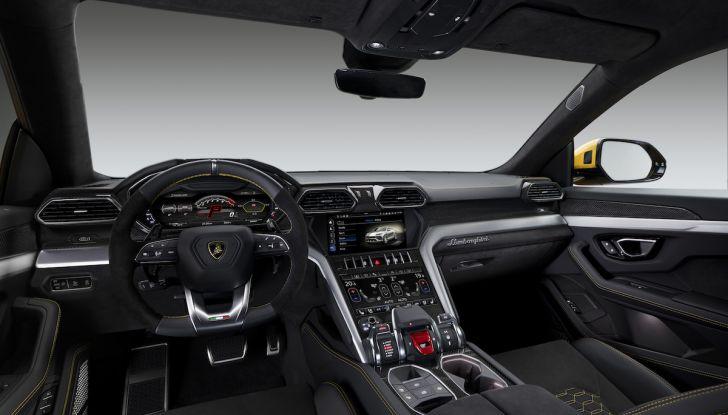 Lamborghini Urus Performante arriva nel 2021 - Foto 17 di 27