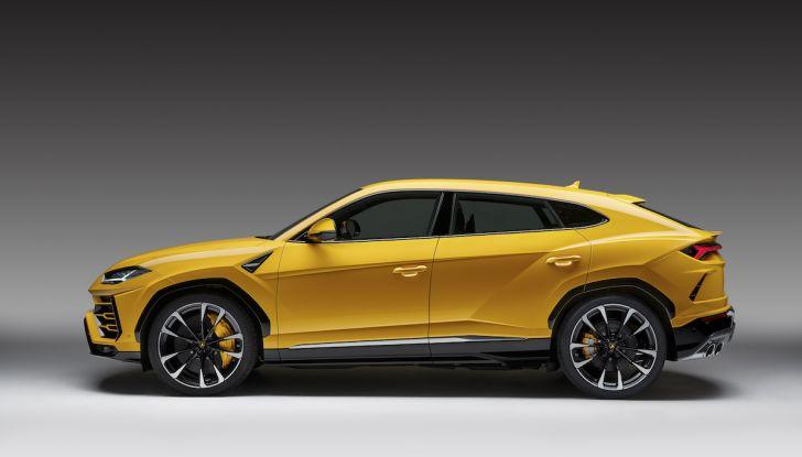 Lamborghini Urus Performante arriva nel 2021 - Foto 20 di 27