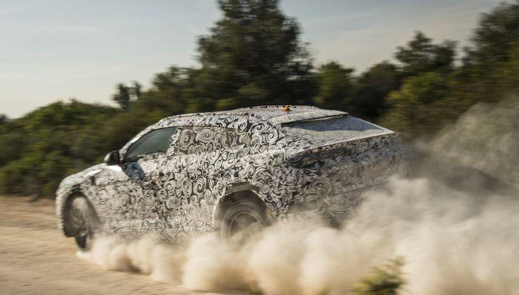 Lamborghini Urus Performante arriva nel 2021 - Foto 25 di 27