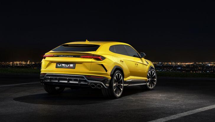 Lamborghini Urus Performante arriva nel 2021 - Foto 4 di 27