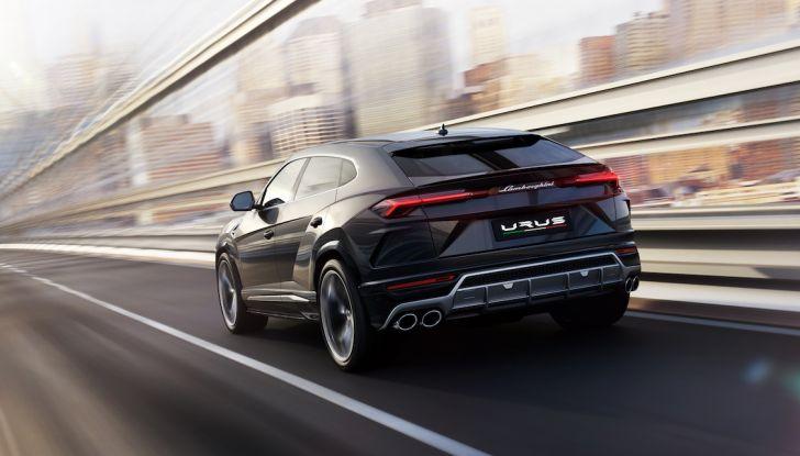 Lamborghini Urus Performante arriva nel 2021 - Foto 8 di 27