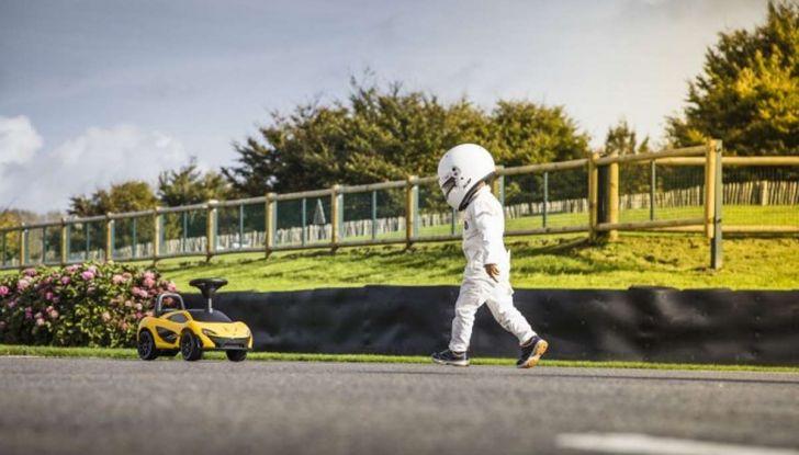 McLaren P1 per bambini, il perfetto regalo di Natale - Foto 4 di 6