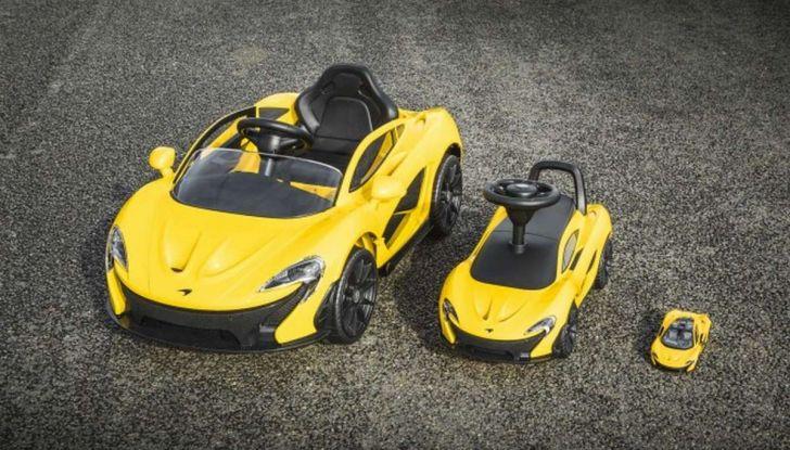 McLaren P1 per bambini, il perfetto regalo di Natale - Foto 5 di 6