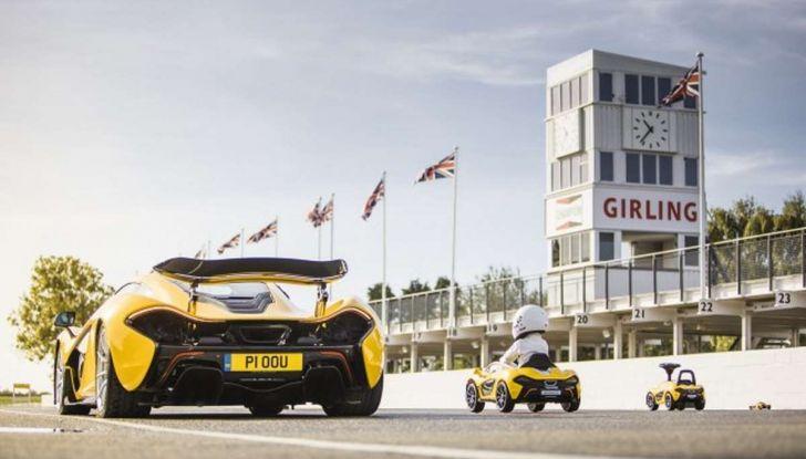 McLaren P1 per bambini, il perfetto regalo di Natale - Foto 6 di 6