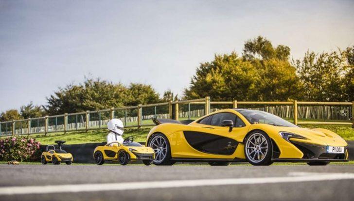McLaren P1 per bambini, il perfetto regalo di Natale - Foto 1 di 6