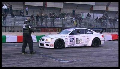 Al Motor Show 2011 le gare della SuperStars Series