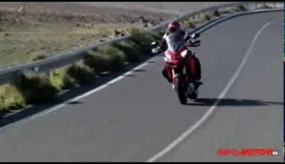 Ducati Multistrada 1200 Test Ride