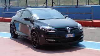 Renault Megane RS, la video prova di Tommy Maino