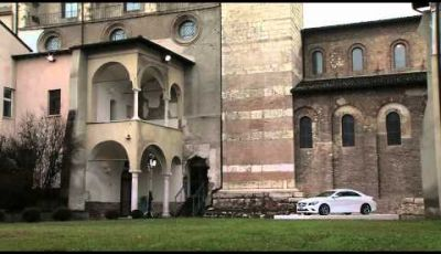 Mercedes Benz  e Daimler Art Collection  a Brescia