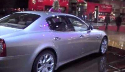 Video Auto da sogno al Motor Show di Bologna 2008