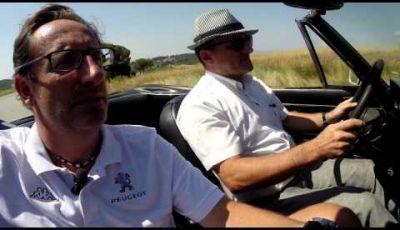 Storiche Peugeot a San Gimignano
