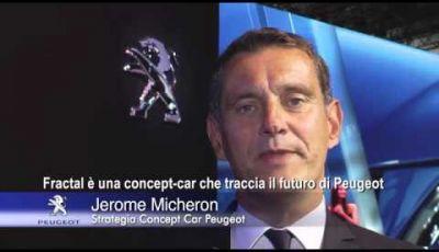 Peugeot al Salone di Francoforte 2015