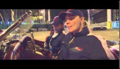 Il film di Jaguar alla Mille Miglia 2015