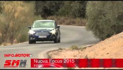 Nuova Ford Focus 2015