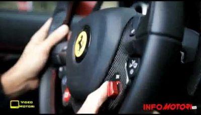 Ferrari California T il collaudo a Montecarlo