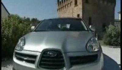 Video Subaru Tribeca