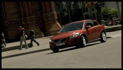 Video Volvo C30 Restyling