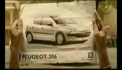 Video Peugeot 206 – Spot
