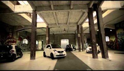 Video Valzer, la nuova Smart ForTwo presentata ufficialmente