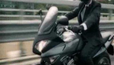 Video Honda CBF 600 – spot