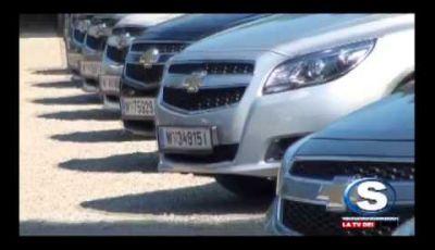 Test Drive Nuova Chevrolet Malibu