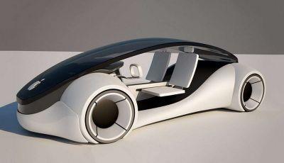 Apple Car: sensori attivi anche con la pioggia