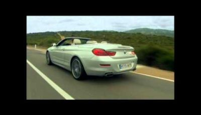 BMW Serie 6 Cabrio – Video ufficiale
