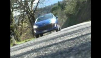 Video Peugeot 308 CC