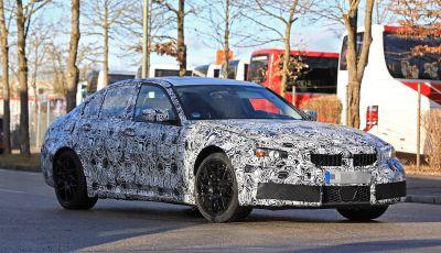 BMW M3 2020, una nuova veste per l'icona di Monaco