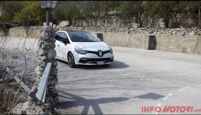 Renault Clio RS Trophy: La nostra prova su strada
