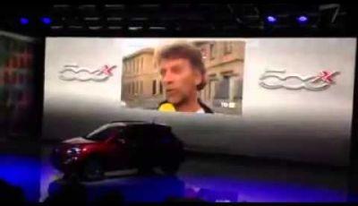 Fiat 500X la presentazione ufficiale a Balocco