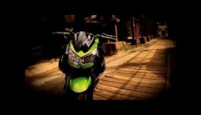 Kawasaki Z1000 'Urban Legend' 2011