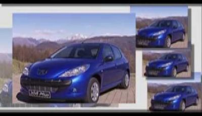Video Peugeot 206 Plus