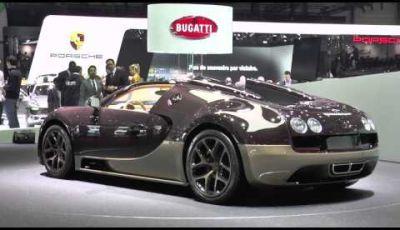 Bugatti Veyron 16.4 Grand Sport Vitesse 'Rembrandt Bugatti'