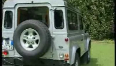 Video Land Rover Defender