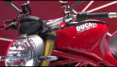 Novità Ducati all'Eicma 2013