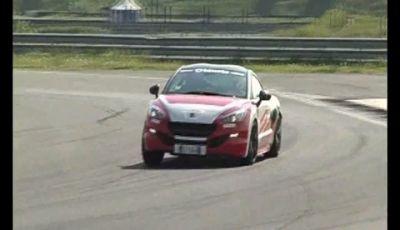 Peugeot Bimota RCZ R: Il Test Drive di T. Maino