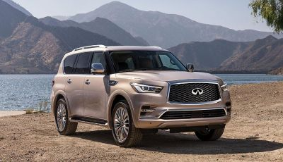 Game of Thrones, lo Spot di Infiniti per la nuova QX80