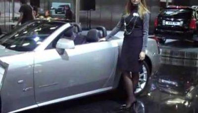 Video Corvette MotorShow Bologna 2007