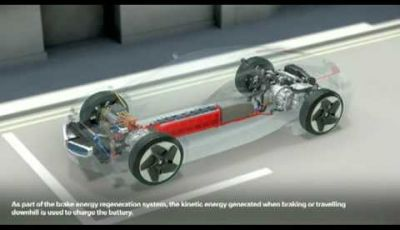Video BMW Vision EfficientDynamics